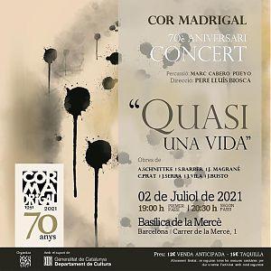 Concert Madrigal 70 Aniversari