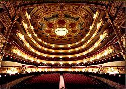 Gran Teatre del Liceu, de Barcelona