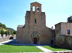 Església del Monestir de Santa Maria de Cervià